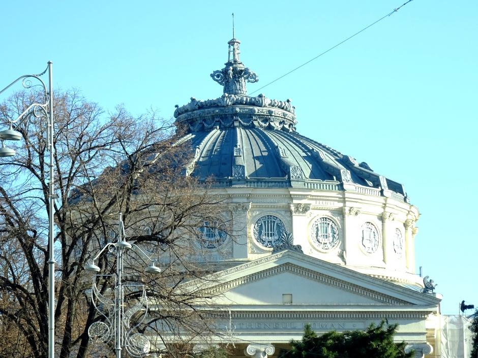 Ateneo Romano Bucarest